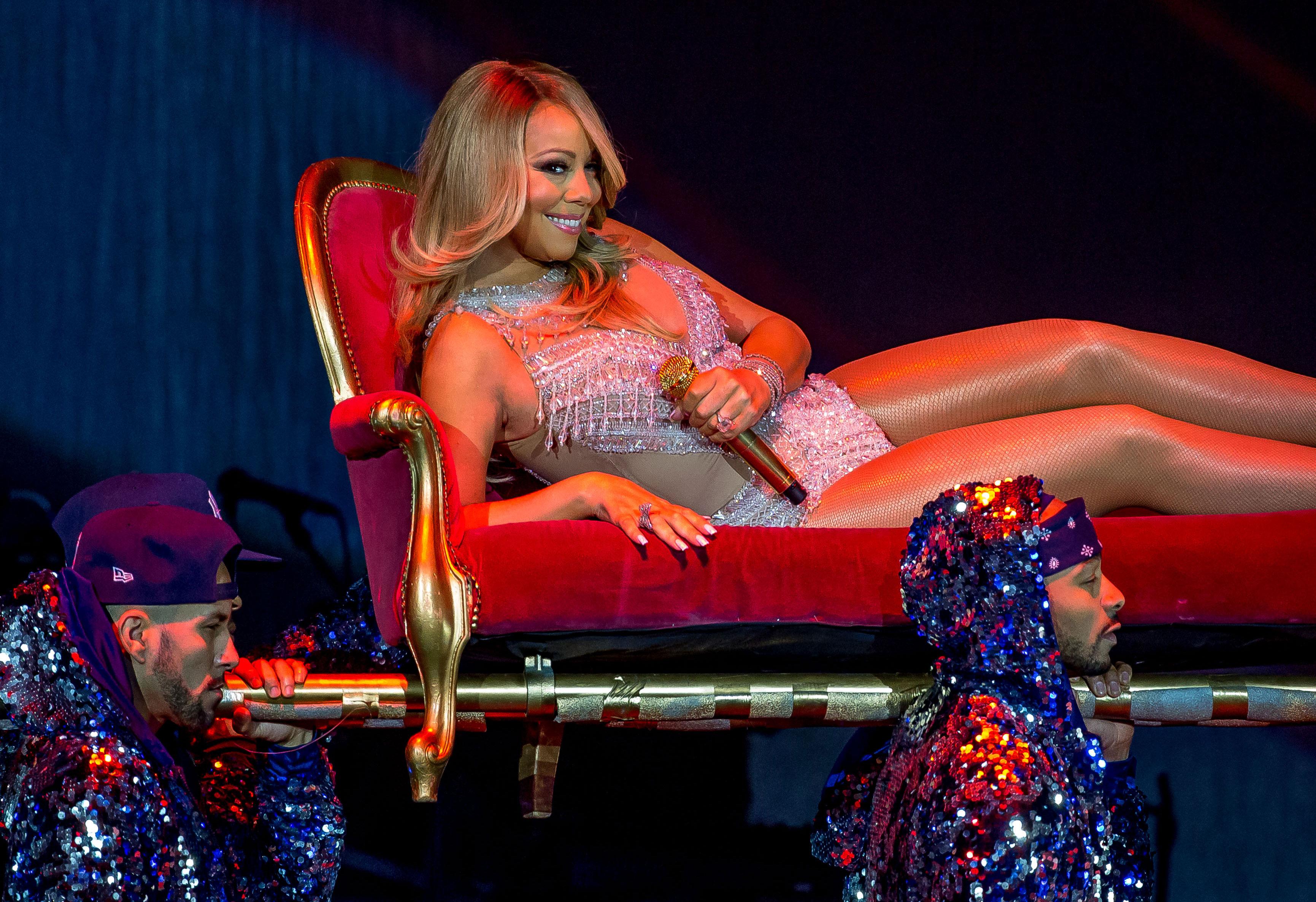 Mariah carey tour rider demands 11