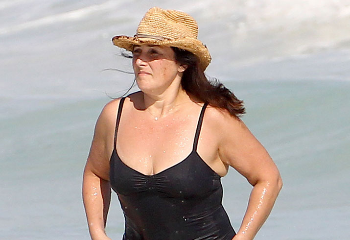 Ricki lake swimsuit body weight gain cancun