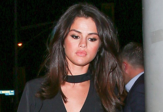 A healthy Selena Gomez appears for a night out at Catch LA