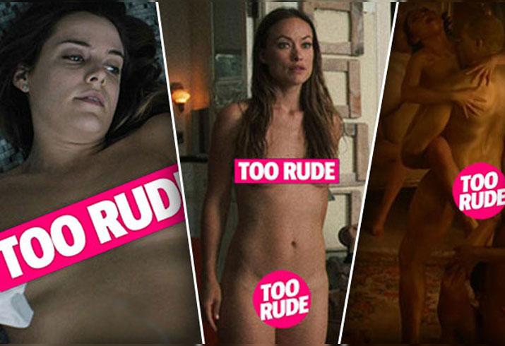 Top 10 nude scenes 2016 star pp