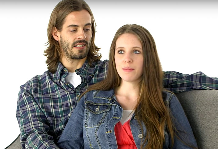 Derick Dillard Jill Duggar Pregnant Health Heart Arteries Counting On 1