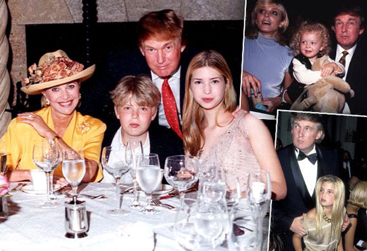 Donald trump president family photos str pp