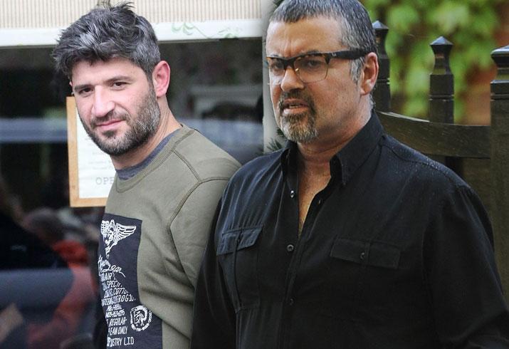 George Michael Dead Boyfriend Fadi Fawaz Death Secrets Dumped