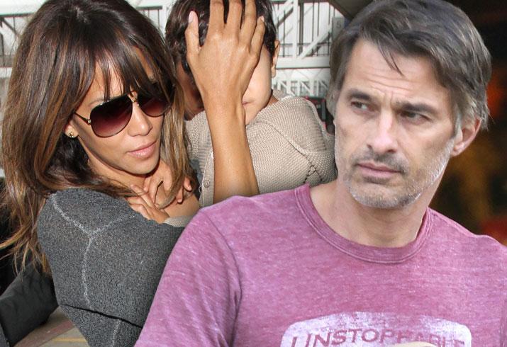 Halle Berry Divorce Final Olivier Martinez Custody Deal Son