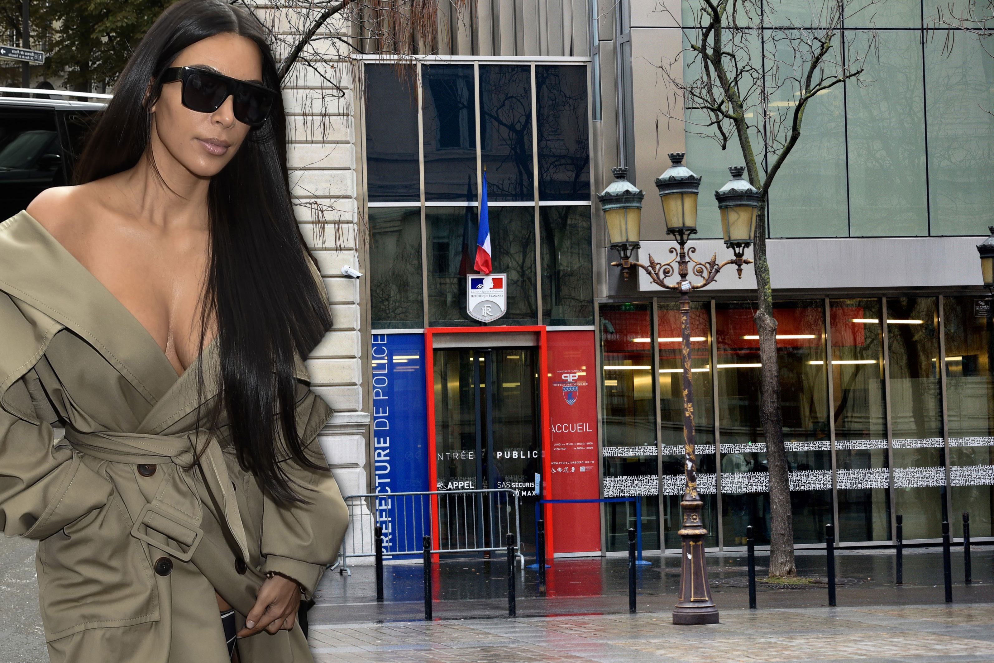 Kim Kardashian Paris Robbery Suspects Arrested Motive KUWTK