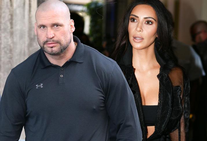 Kim Kardashian Paris Robbery Suspects Bodyguard Tells All