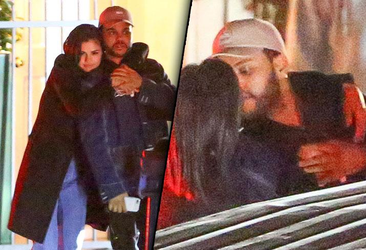 Selena Gomez Weeknd Kissing Drugs Rehab Dating