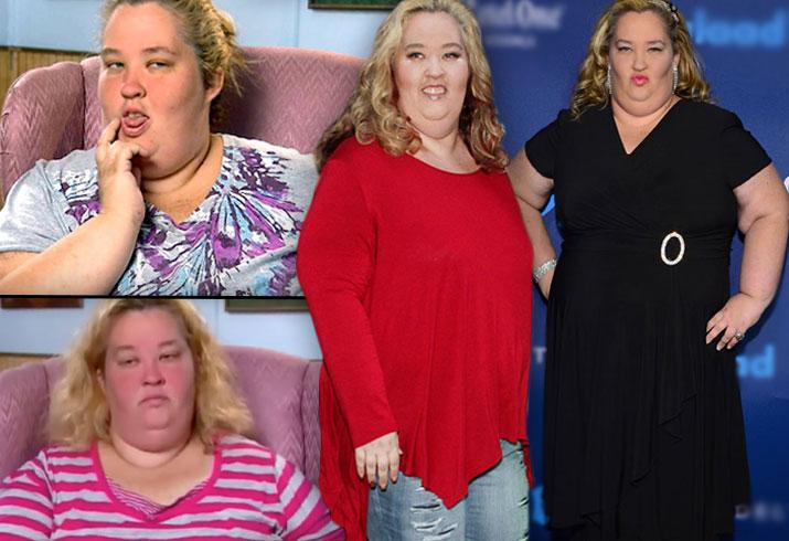 Mama June Weight Loss Surgery Body Transformation star