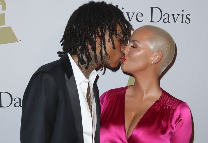 Amber rose wiz khalifa dating again 06