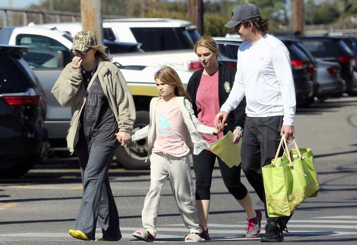 Jamie lynn spears daughter leaves hospital atv accident 17