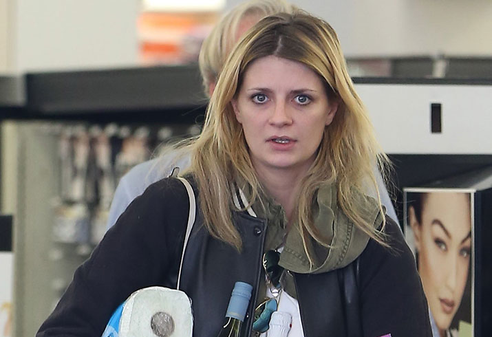 Mischa barton released hospital first sighting