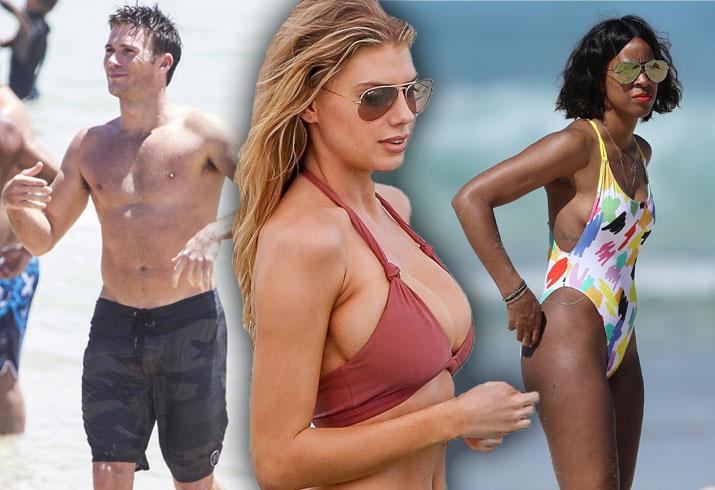 Celebrity Beach Body Bikini Shirtless Pics