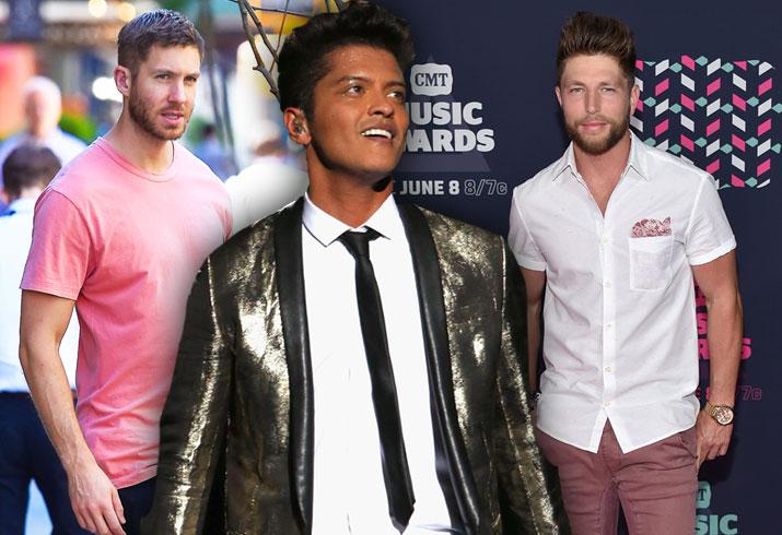 Hottest Musicians Men Pics