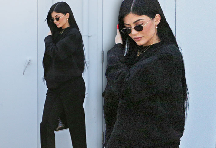 Tyga Kylie Jenner Split Break Up Filming KUWTK Pics
