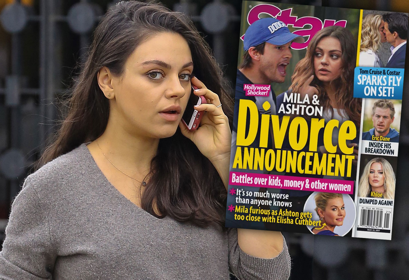 Ashton Kutcher And Mila Kunis Wedding.Inside Ashton Kutcher Mila Kunis Shocking Marriage Meltdown