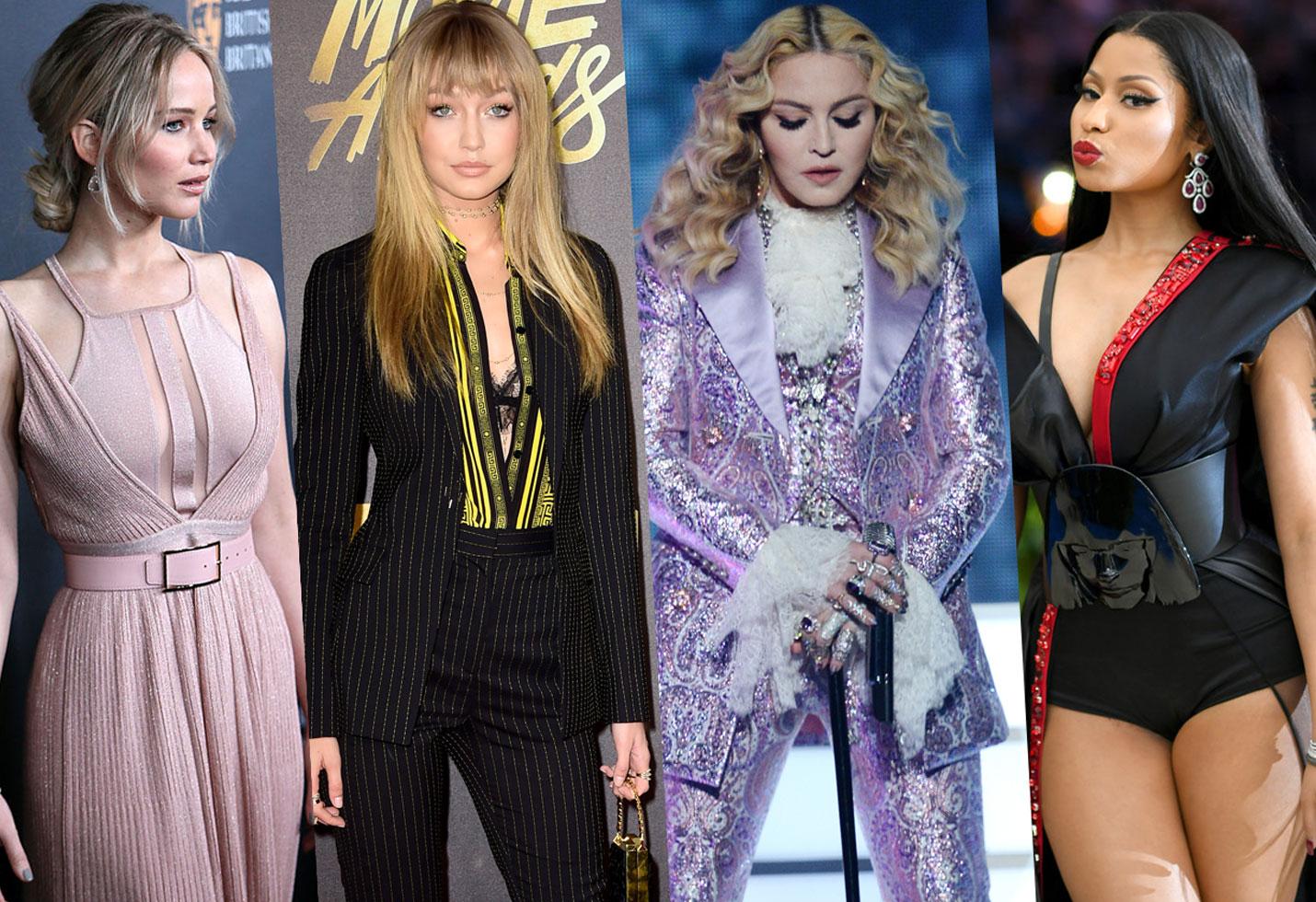 Celebrity fashion le vian jewels complete look str