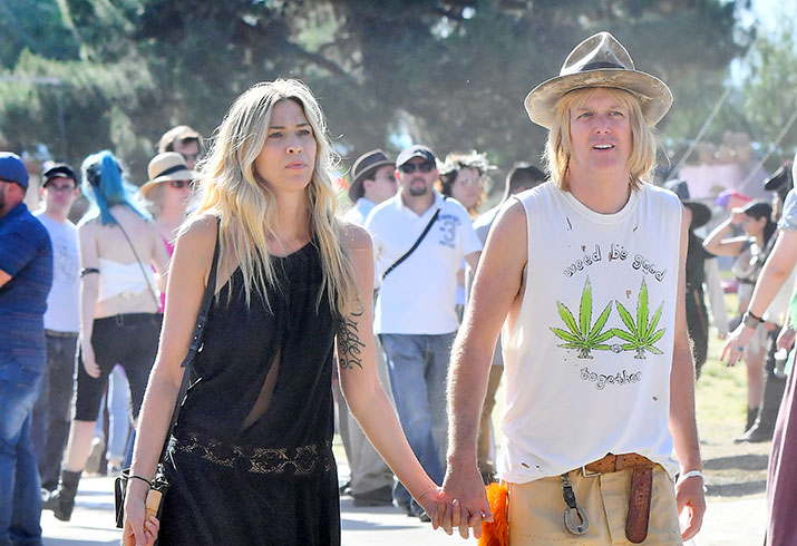 Lisa marie presley ex husband michael lockwood new girlfriend