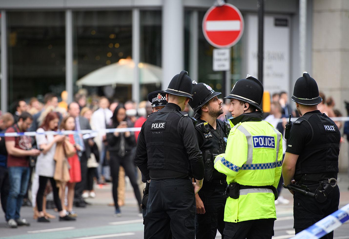 Manchester terror attack bomber identified
