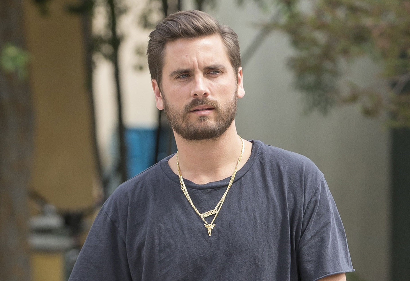 Scott disick cannes kissing multiple women
