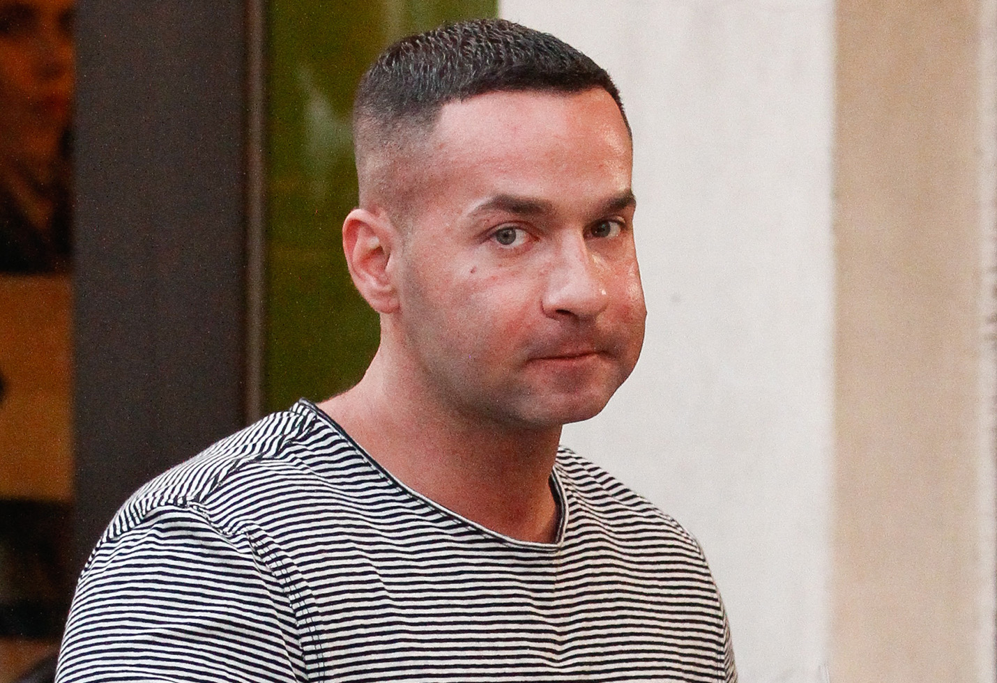 Video Mike Sorrentino Confesses I Was High Filming The