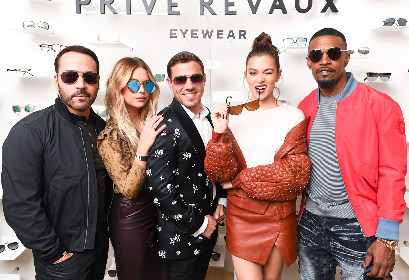 7cfff6925efff Inside The Star-Studded Launch Party Of Privé Revaux Eyewear. Everyone from Jamie  Foxx ...