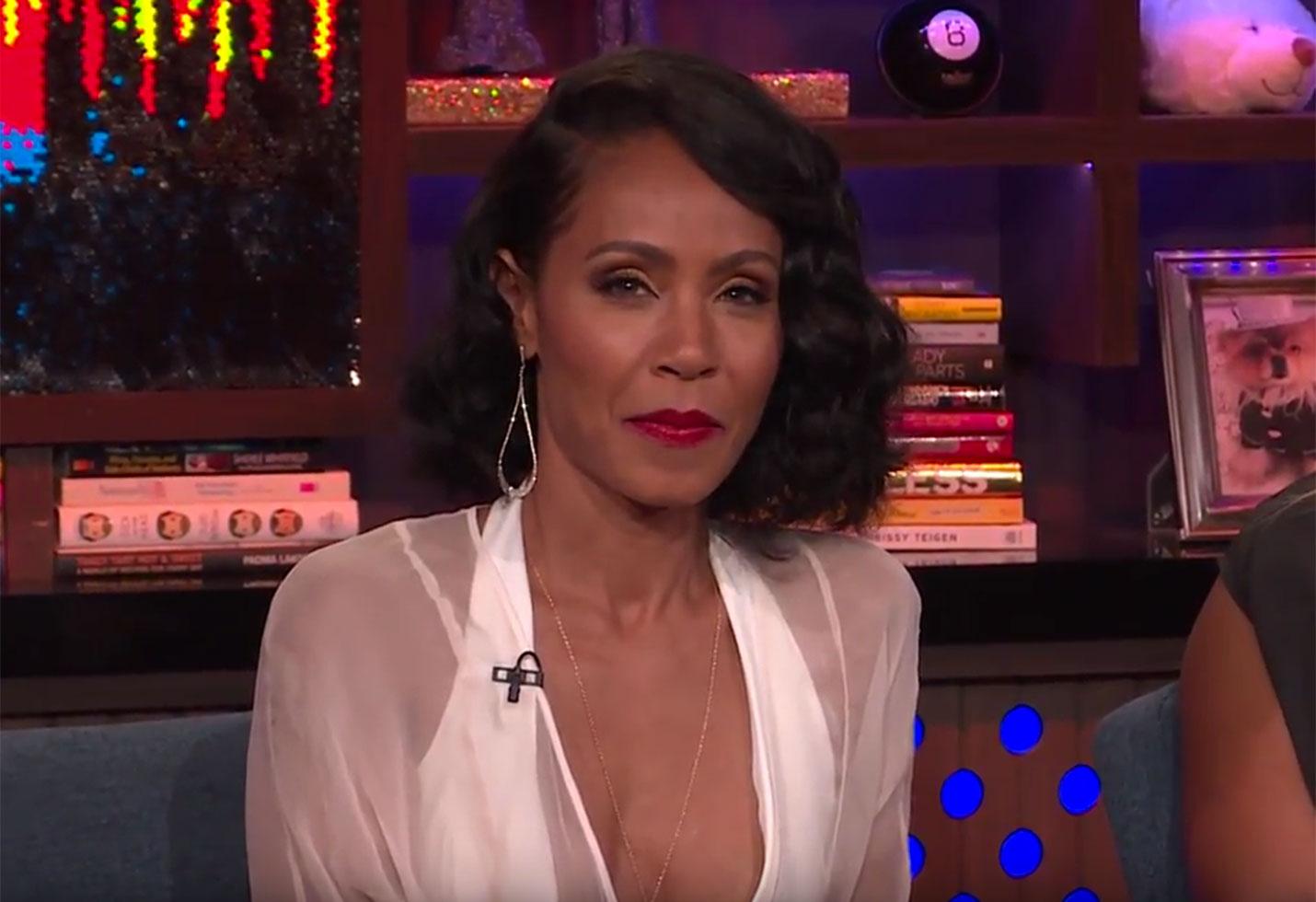 [VIDEO] Jada Pinkett Smith Wishes She Was Swinger With Husband