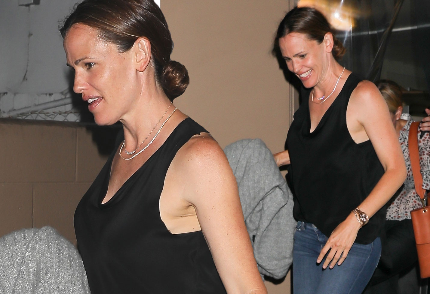 Jennifer Garner Girls Night Out