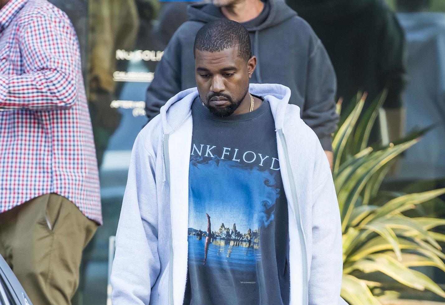 Kanye west somber