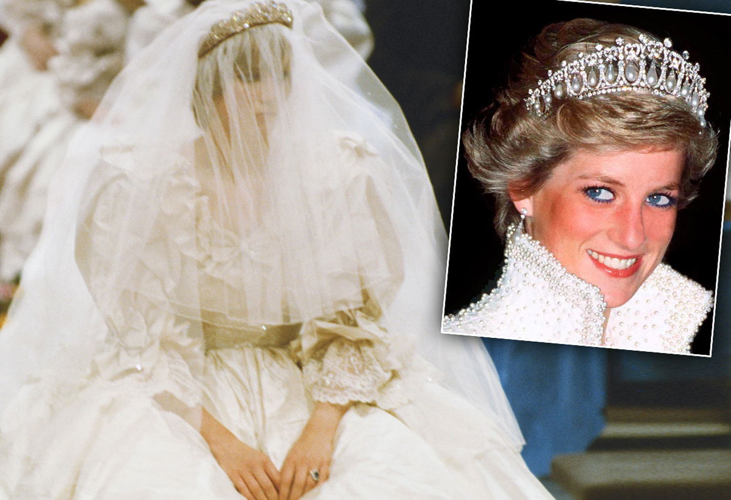 Princess Diana S Epic Wedding Dress
