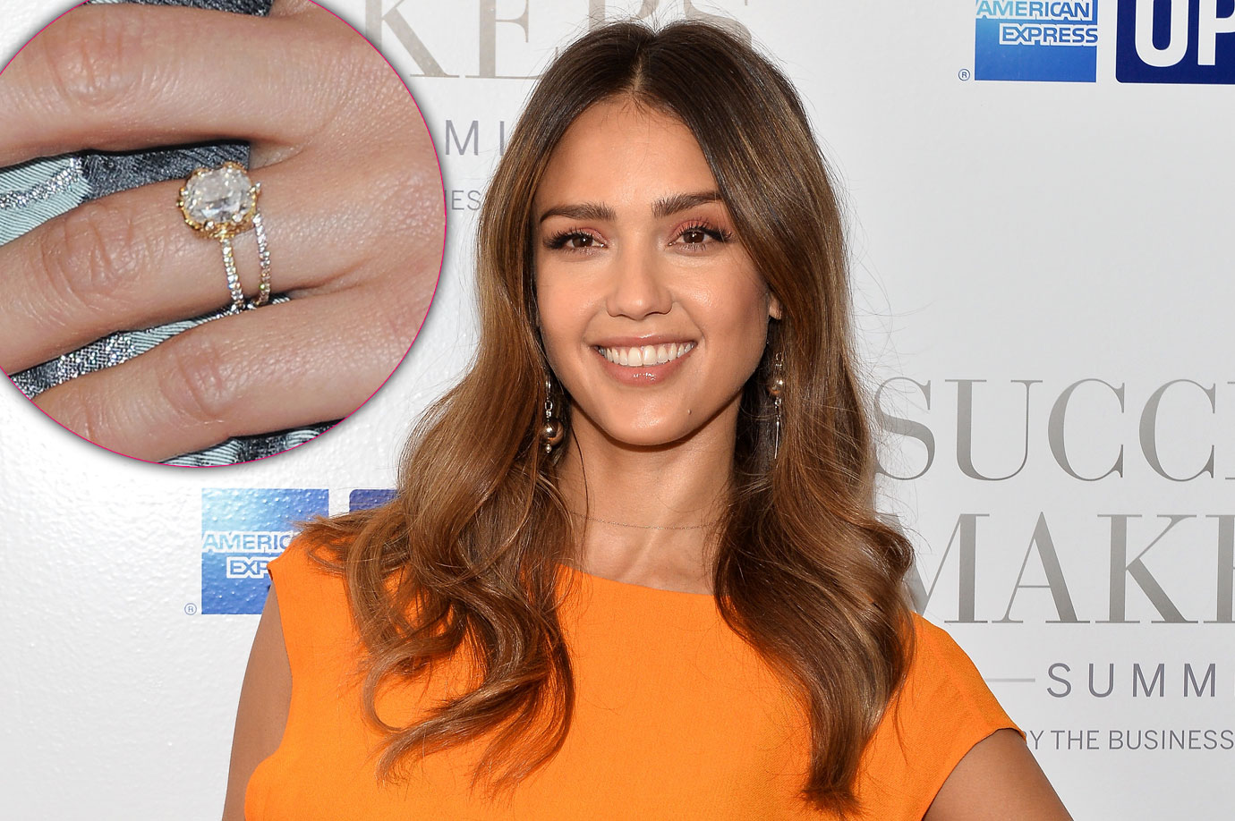 Jessica Alba Wedding Ring