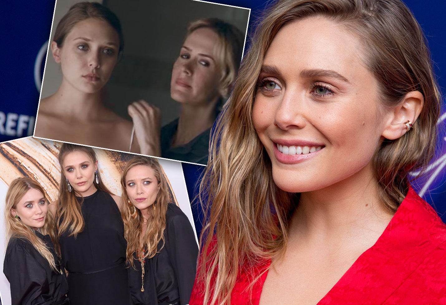 Elizabeth Olsen star pp
