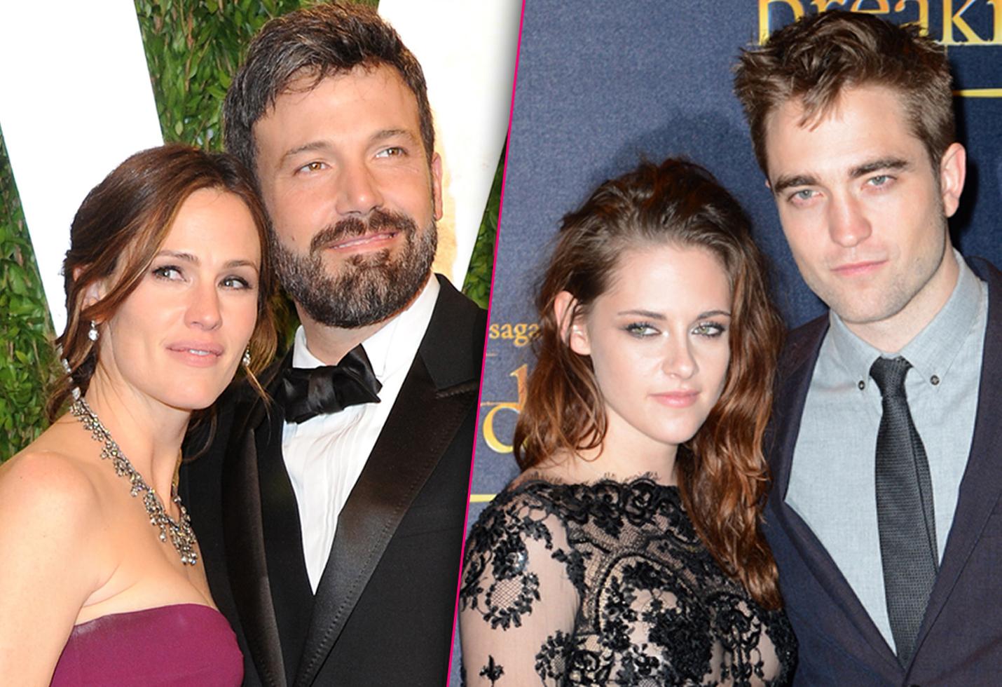 Most Shocking Celebrity Breakups