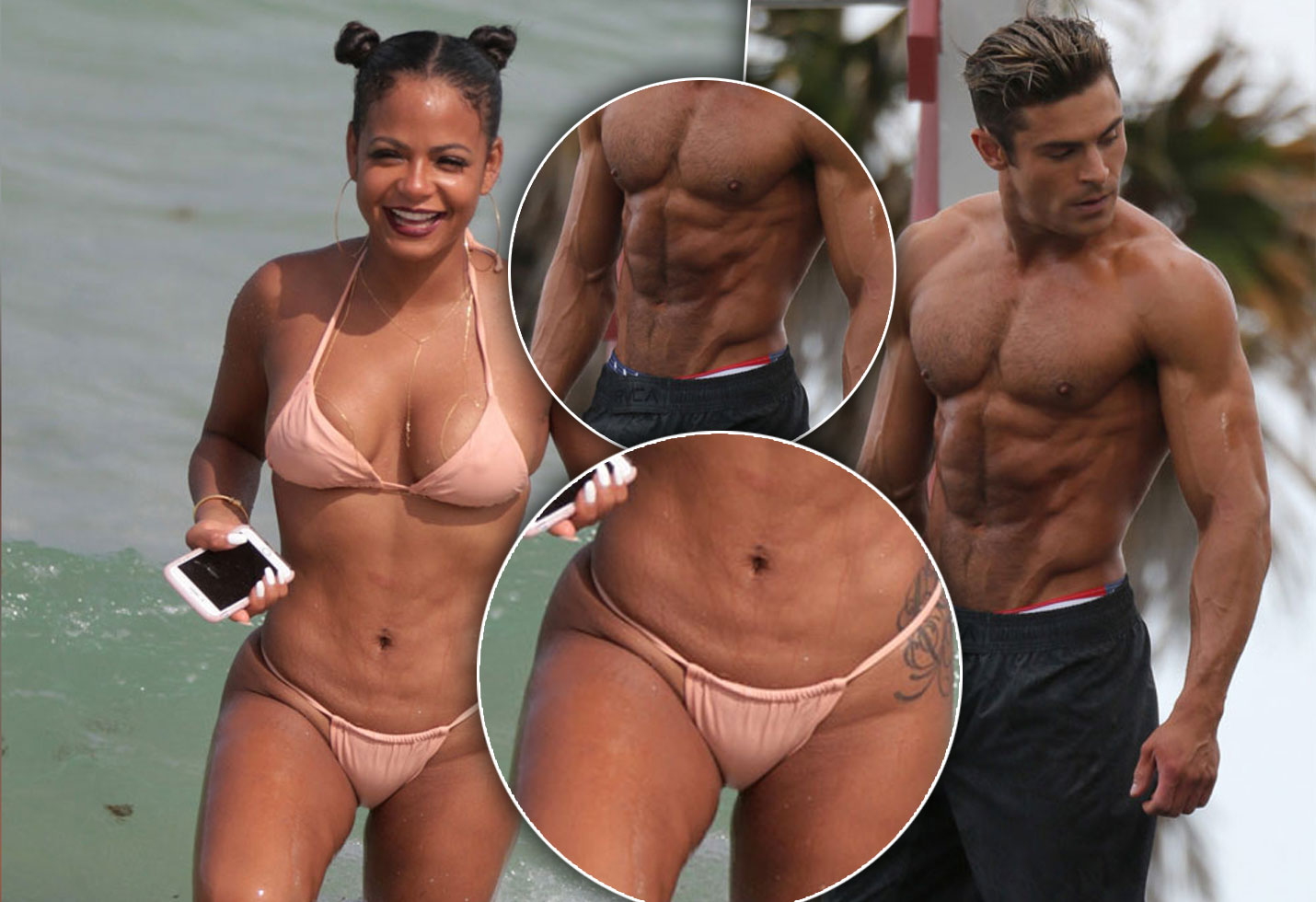 Best And Worst Celebrity Beach Bodies