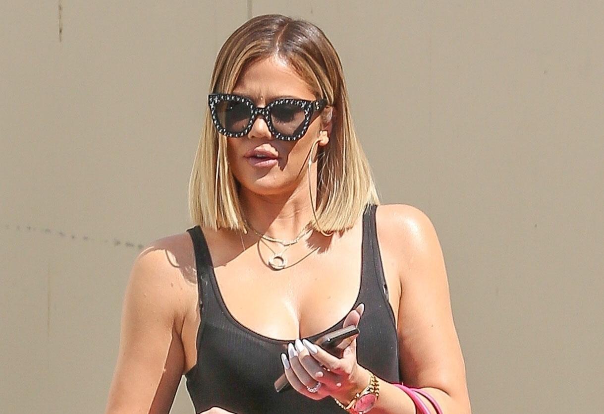 Khloe Kardashian Pregnancy Feet