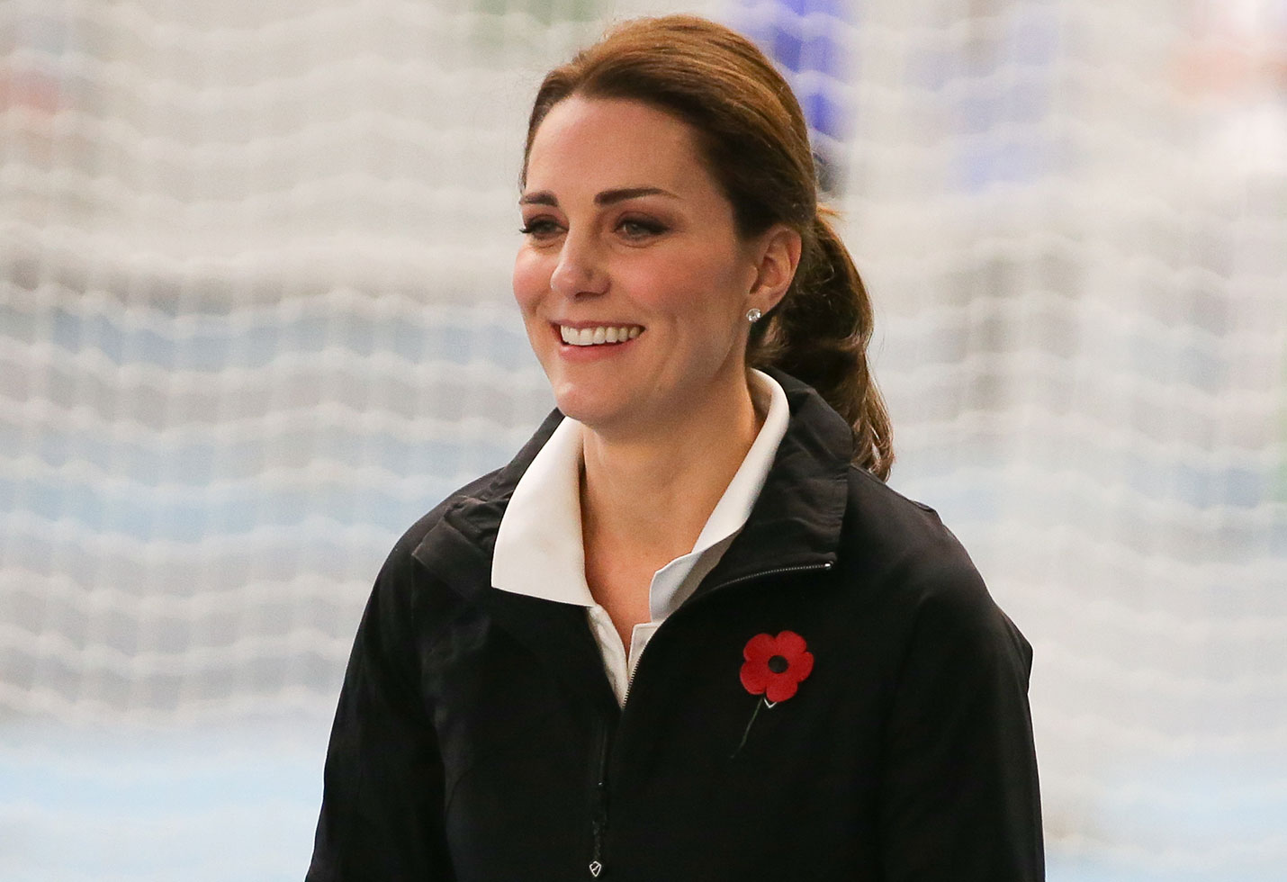 Kate middleton hits tennis court first solo appearance 1