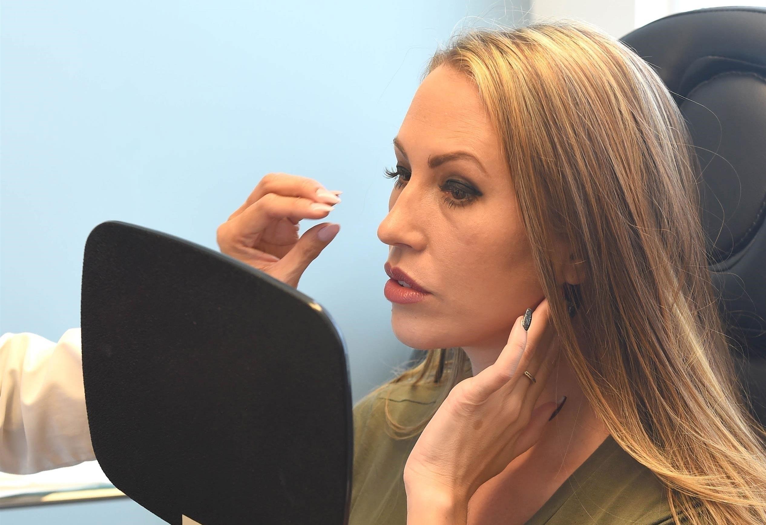 Melissa meeks revenge make continues split hot felon feature