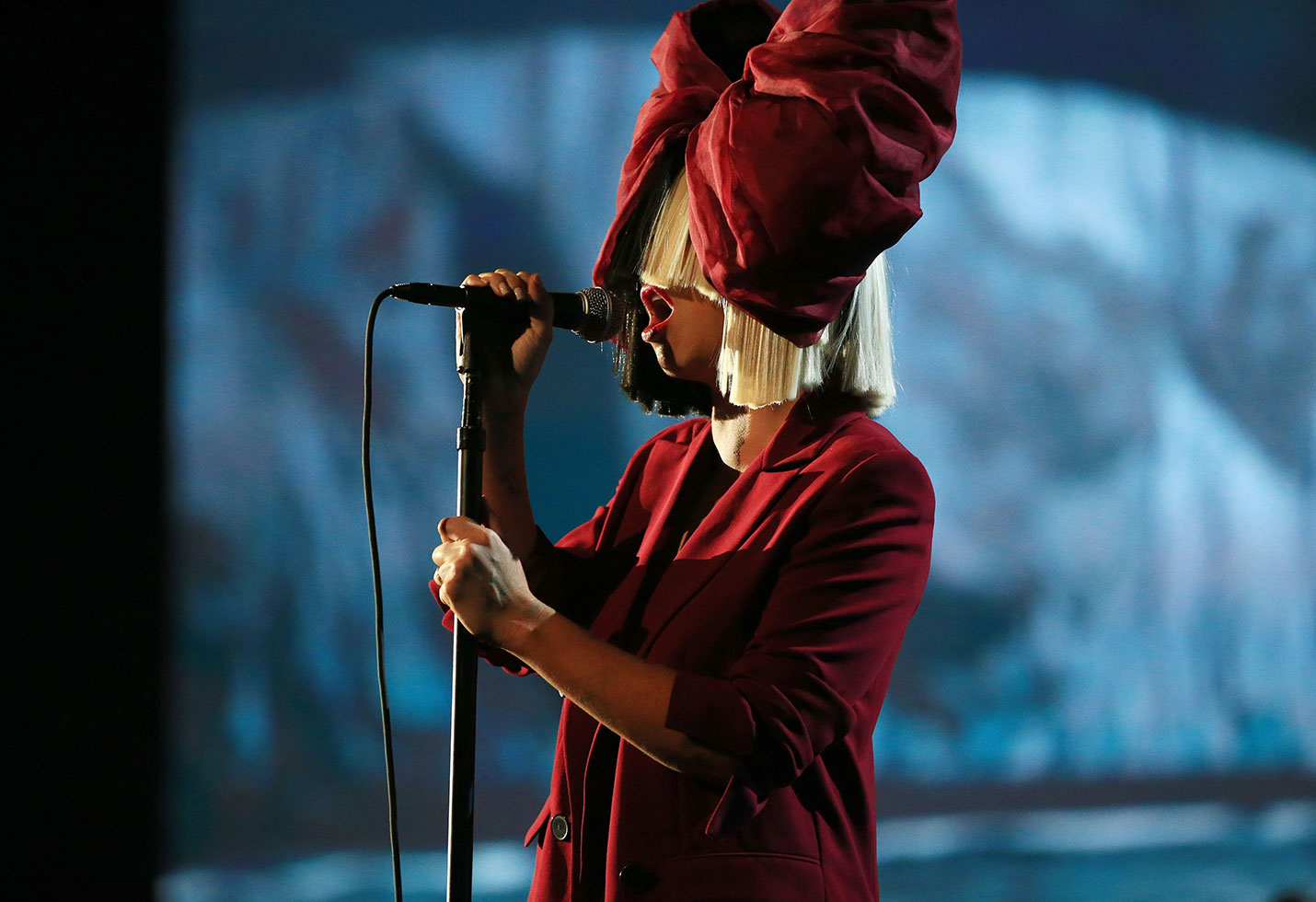 Sia Post Nude Photo Twitter Amid Paparazzi Threat Sell feature