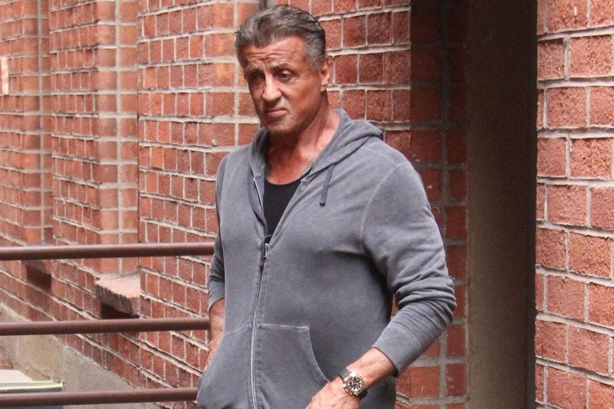 Sylvester Stallone Accused Of Forcing Oral Sex On Teen Fan, Claims Report-3387