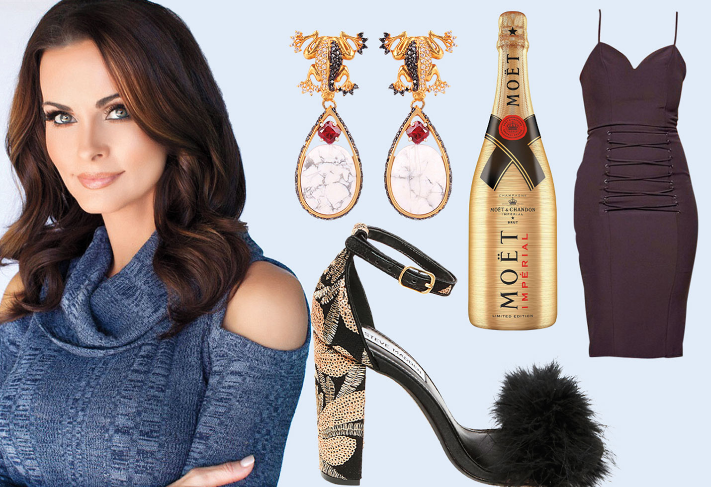 Karen mcdougal holiday party advice star pp