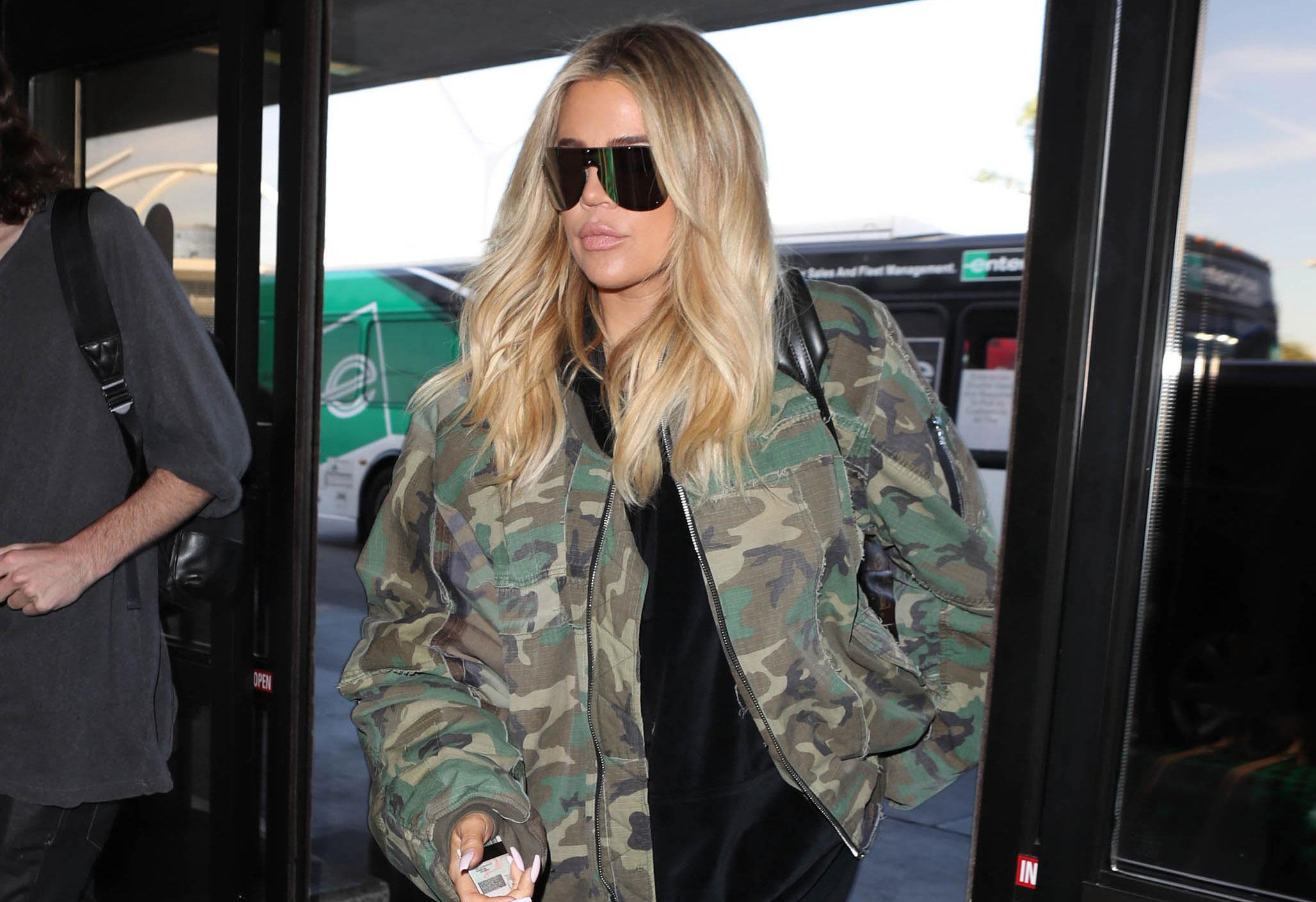 Khloe kardashian pp