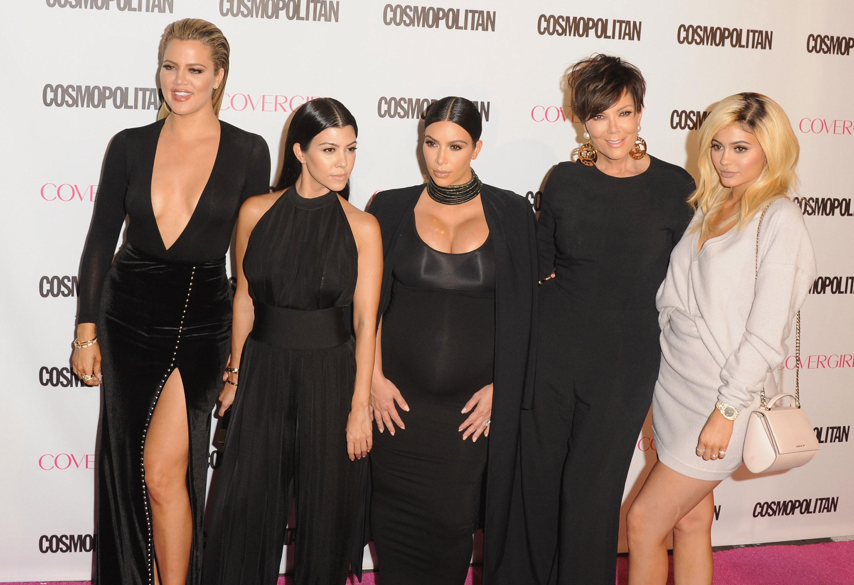 Kylie Jenner family pp