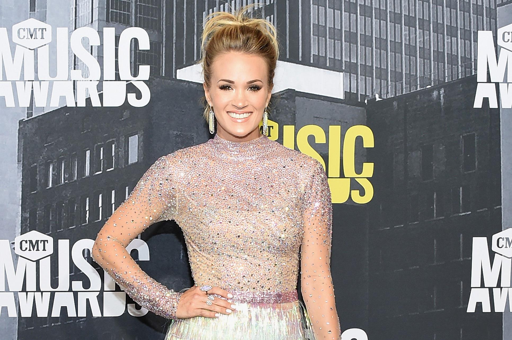 Carrie underwood pp