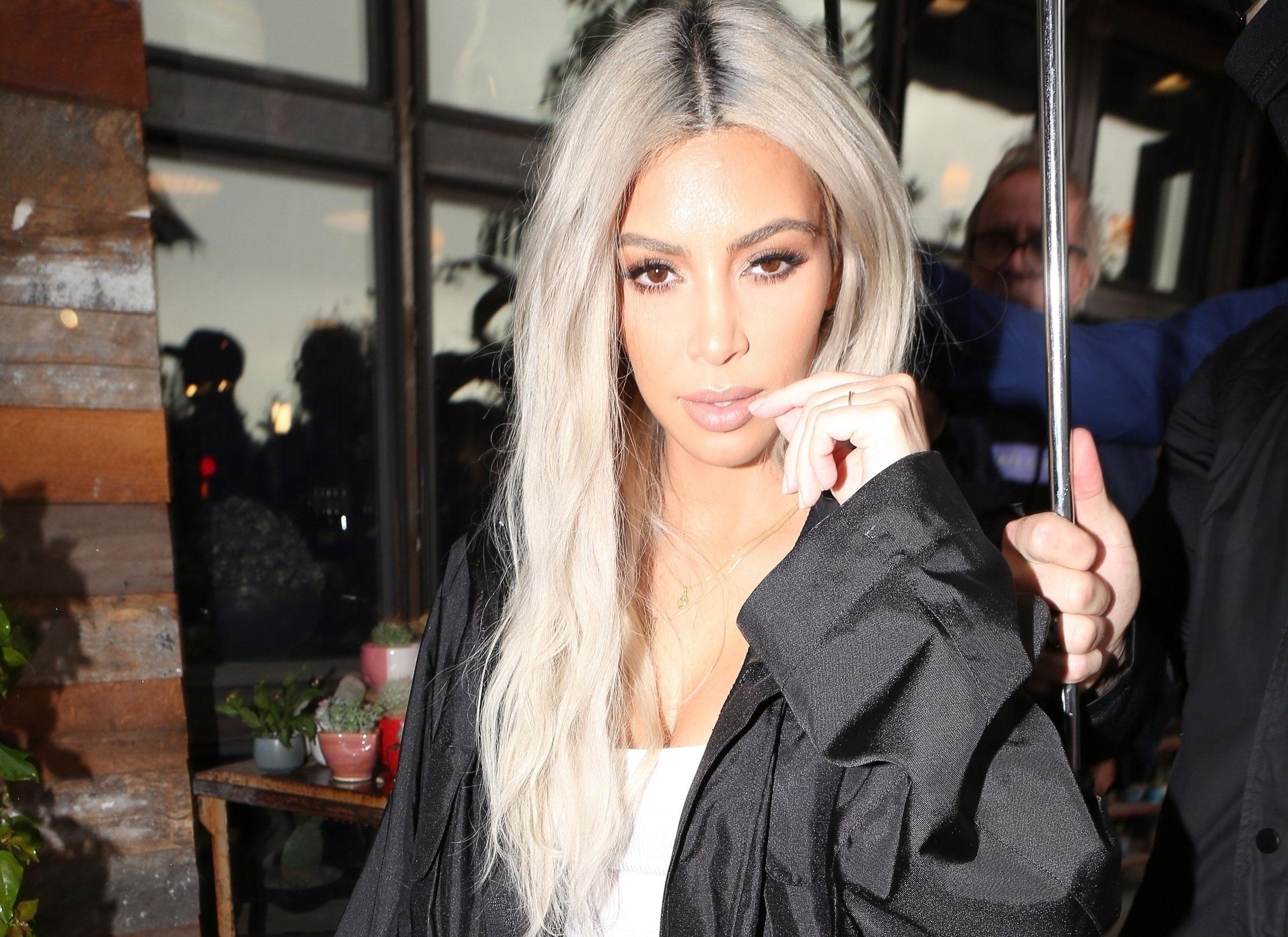 Kim kardashian yeezy season 6 pp