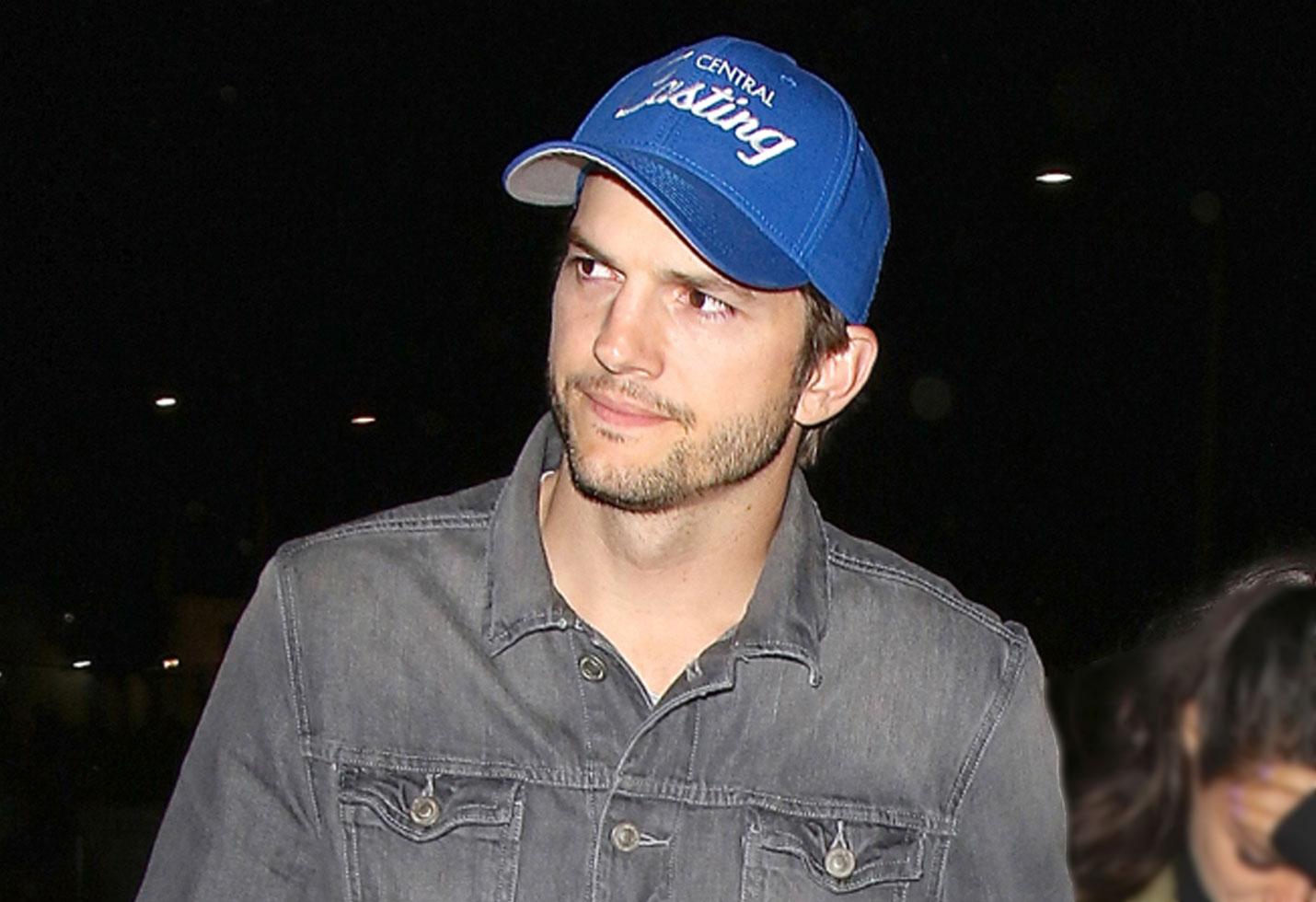 Ashton kutcher breakdown after demi moore divorce