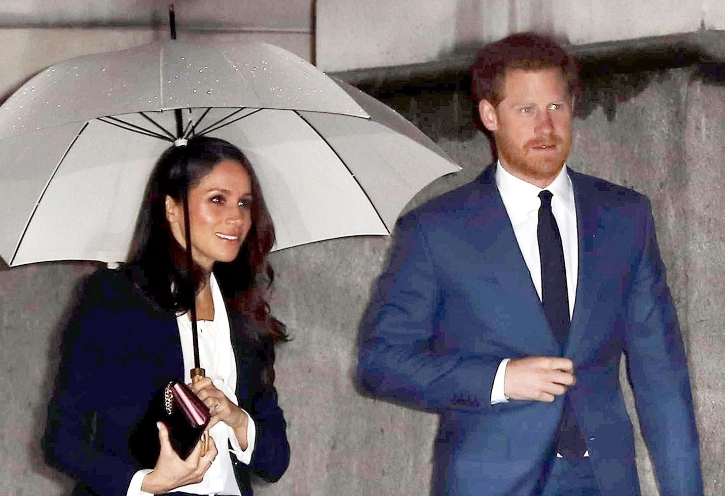 Prince harry meghan markle anthrax scare