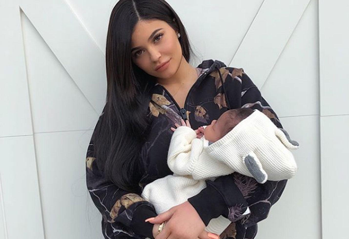 Kylie jenner travis scott stormi texas family