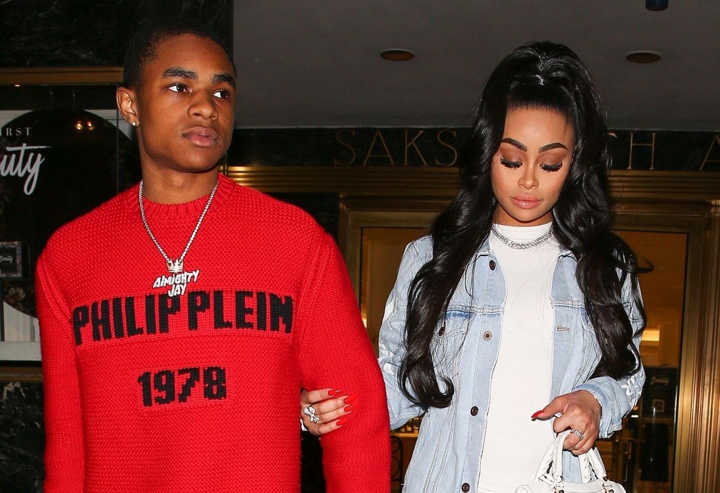 Blac Chyna Dumped Younger Boyfriend Almighty Jay