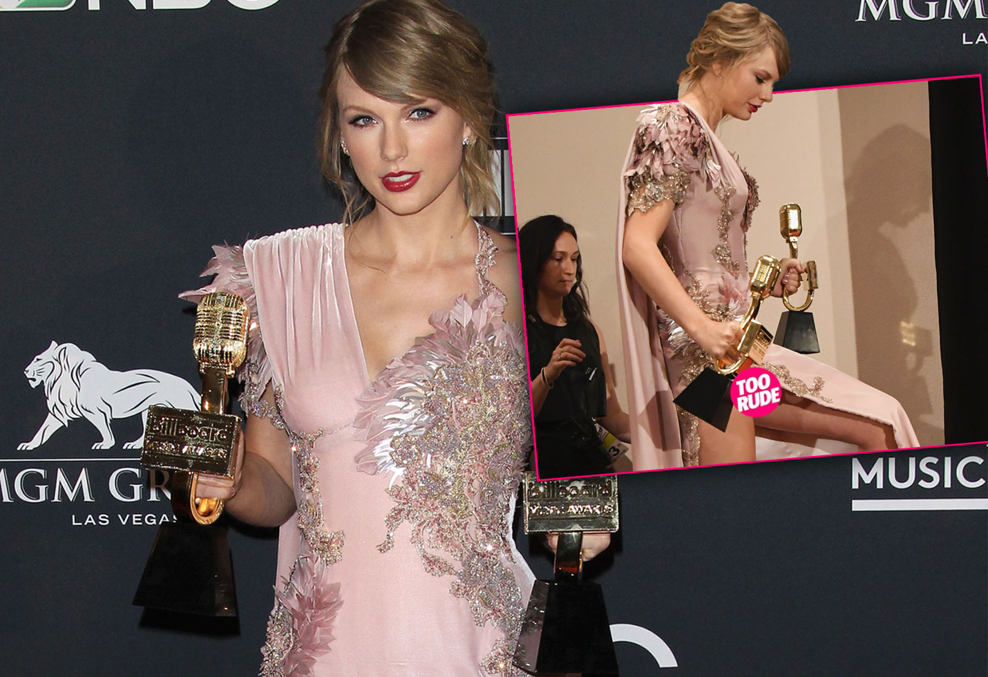 Taylor swift flashes crotch star pp 02