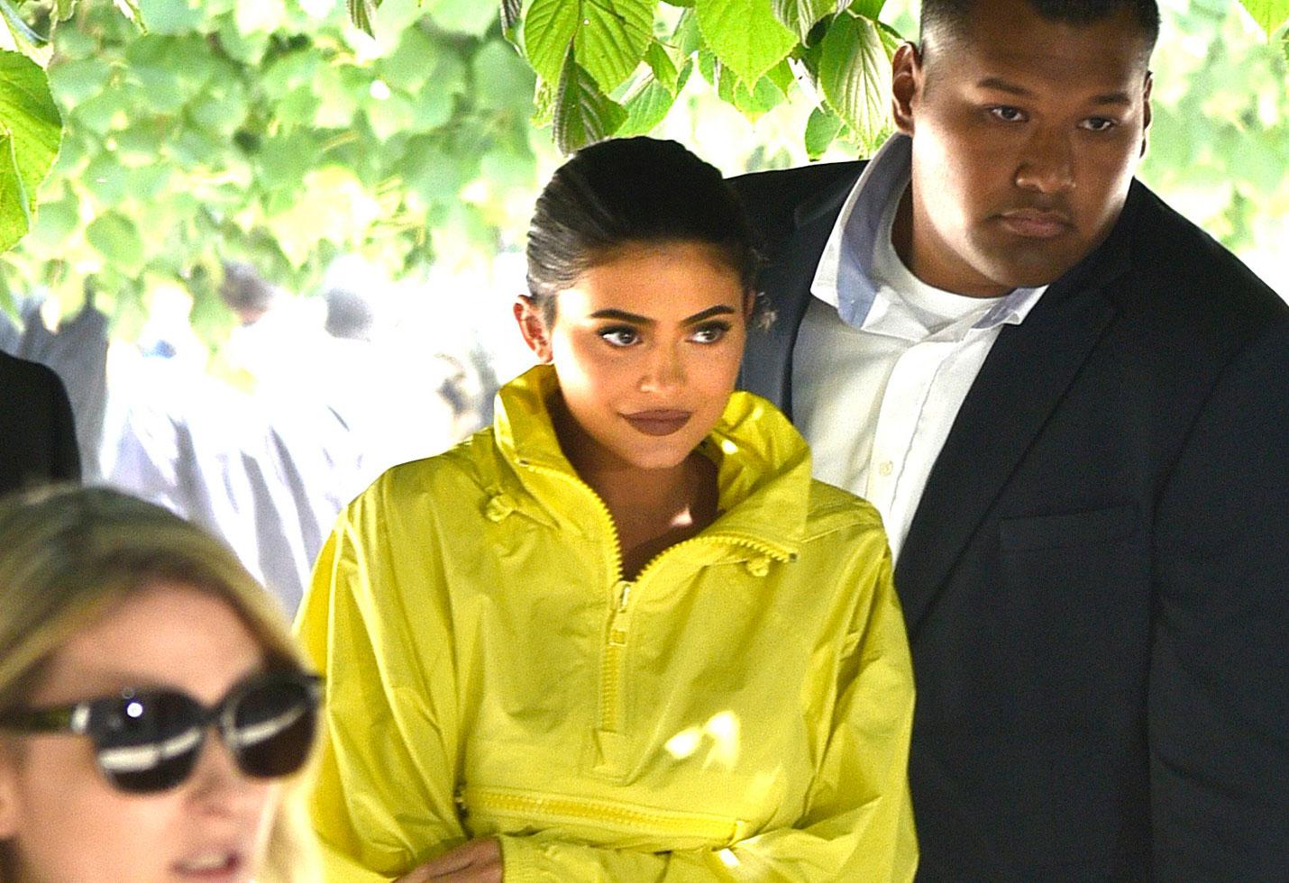 Kylie Jenner Slammed Stormi Ears Pierced
