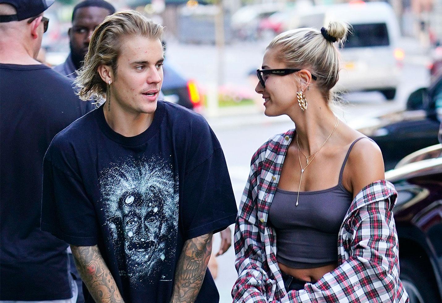 Justin Bieber Explains Crying Hailey Baldwin Haircut